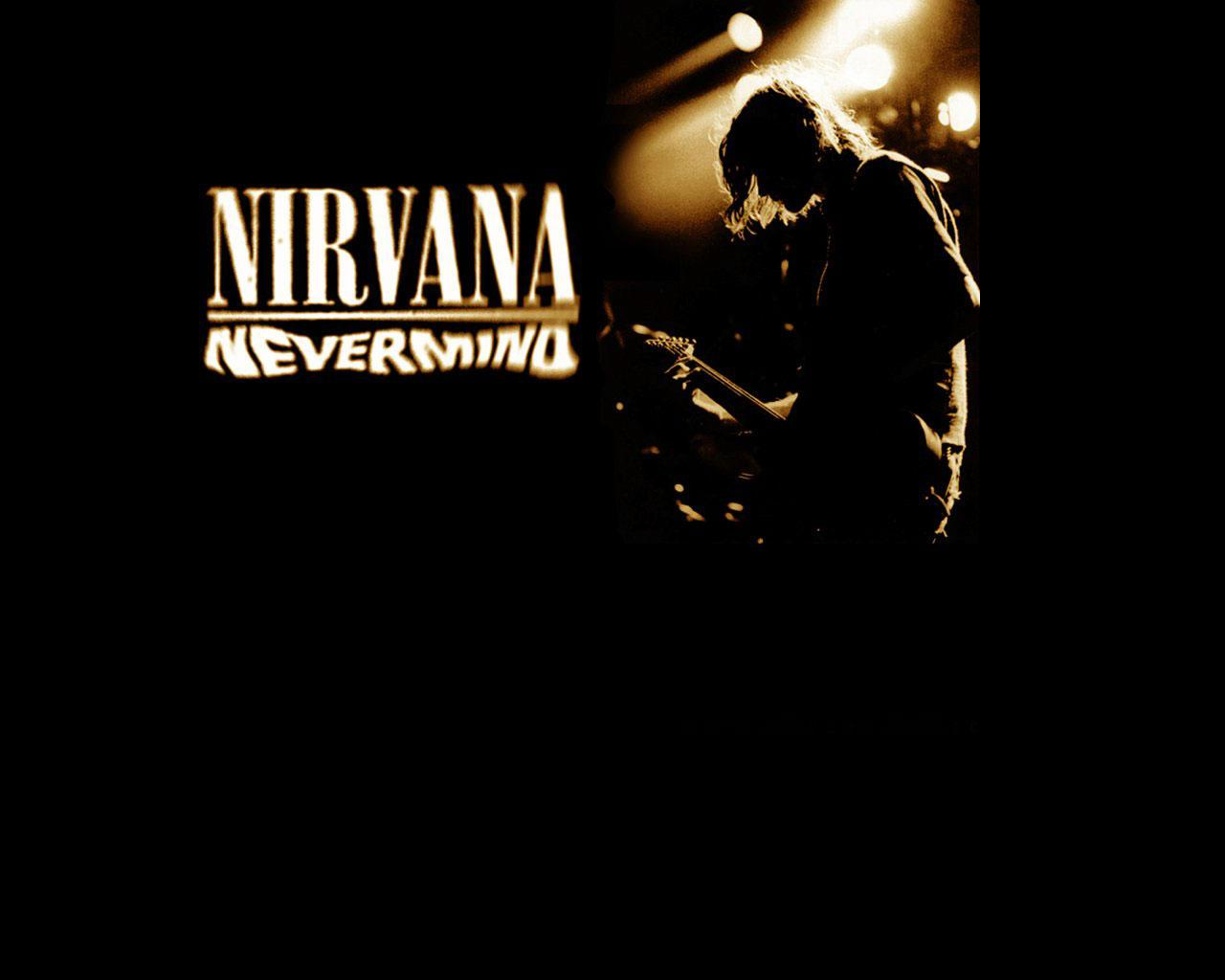 Nirvana Wallpaper #4 1280 x 1024