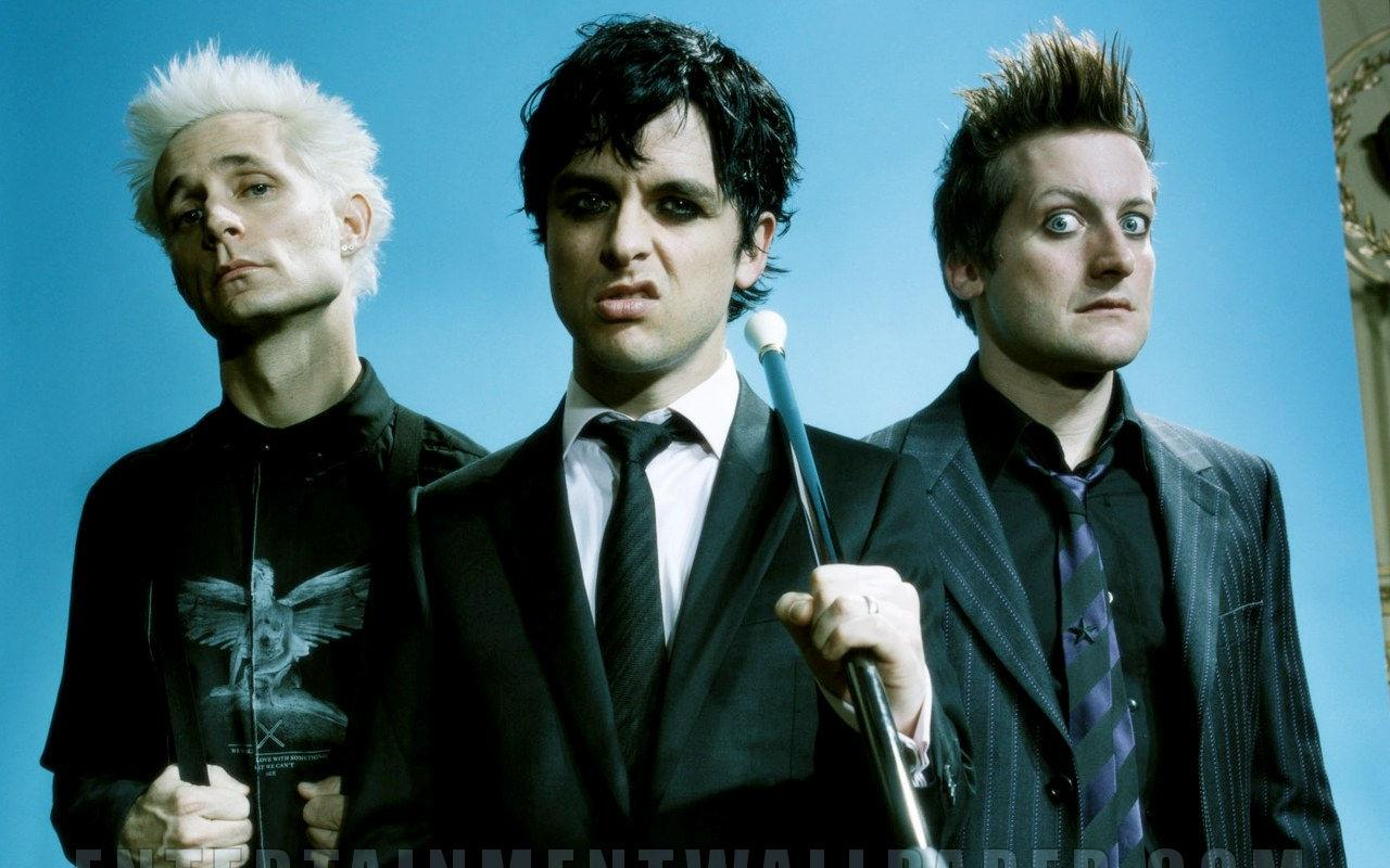 Green Day Wallpaper #4 1280 x 800