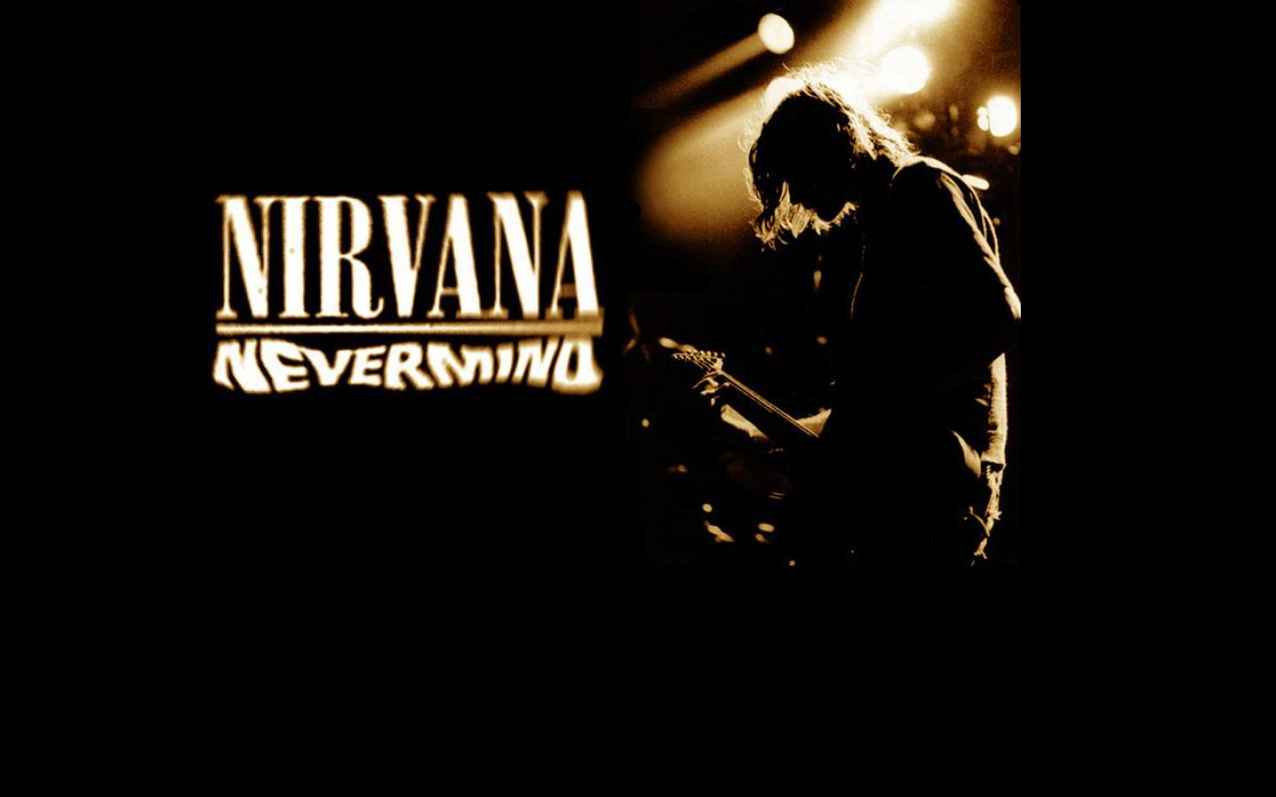 Nirvana Wallpaper #4 1440 x 900