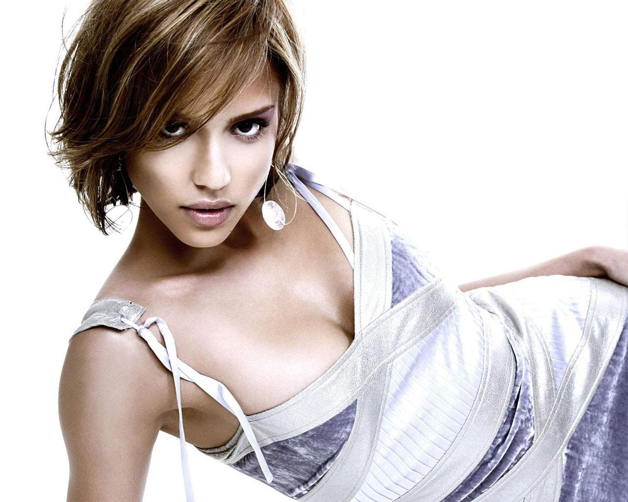 Jessica Alba -  Wallpaper #2 1280 x 1024