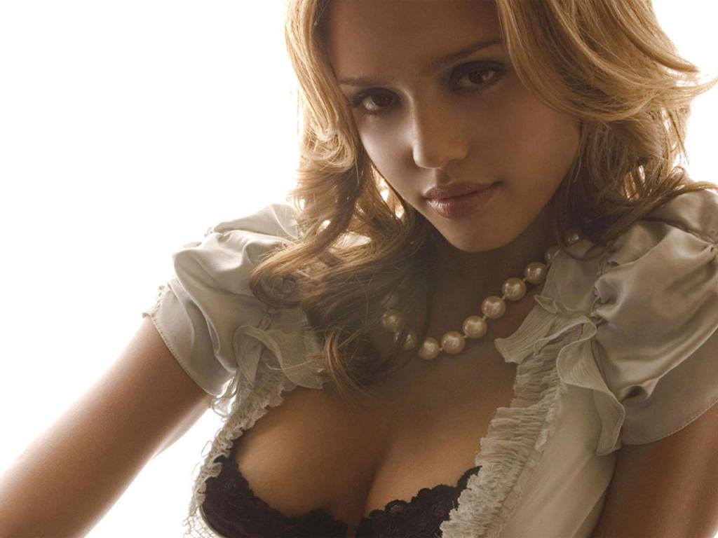 Jessica Alba -  Wallpaper #1 1024 x 768