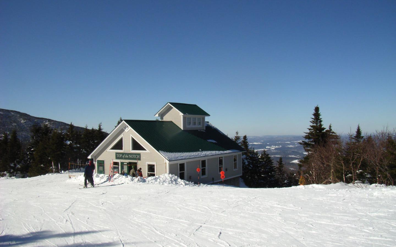 Best Ski Resort Smuggler S Notch Vermont Top Of The